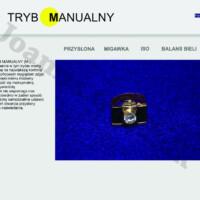 Tryb Manualny